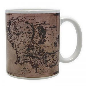 ABYstyle - LORD OF THE RING - Mug - 320 ml - Carte de la marque ABYstyle image 0 produit