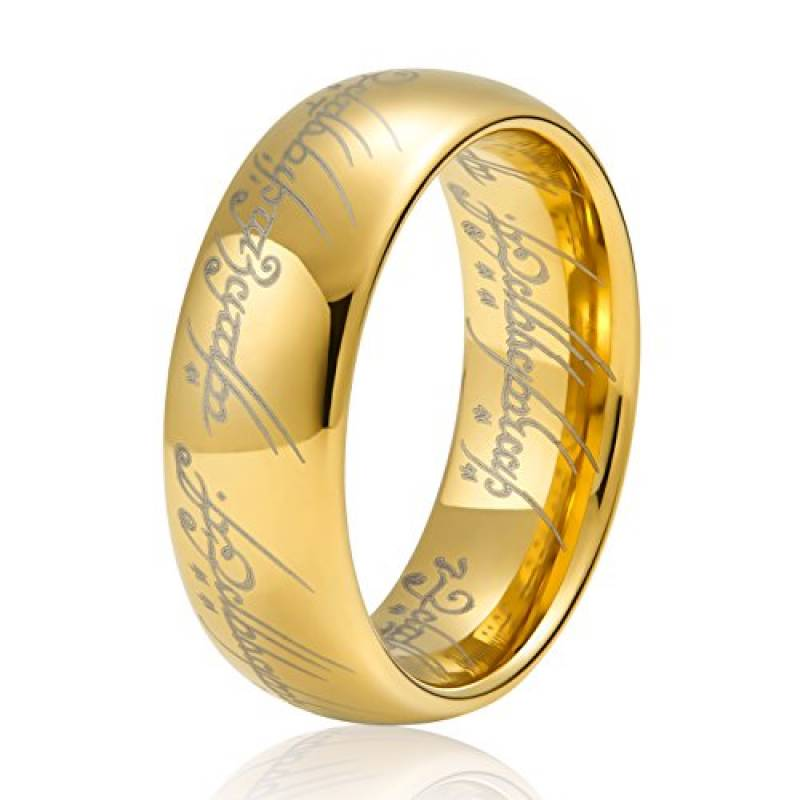 61ef5fe171f780 Bague lord of th ring notre top 7 pour 2019 | Boutique Goodies Le ...