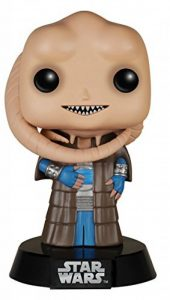Funko - Figurine POP Star Wars Bobble: Bib Fortuna de la marque Funko Pop! Star Wars: image 0 produit