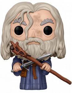 FunKo Pop Movies: LOTR/Hobbit - Gandalf de la marque Funko Pop! Movies: image 0 produit