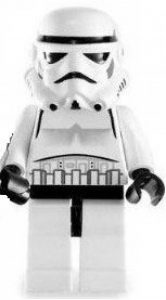 Lego - Mini-Figurine Star Wars - Stormtrooper - 4,5cm de la marque LEGO STAR WARS Mini Figurines image 0 produit