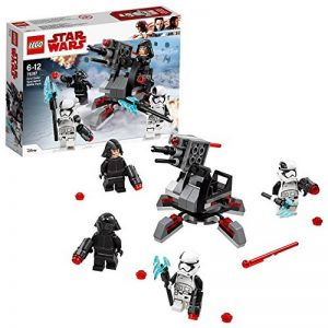 LEGO Star Wars - Battle Pack Experts du Premier Ordre - 75197 - Jeu de Construction de la marque Lego image 0 produit