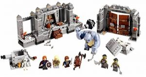 LEGO The Lord Of The Ring - 9473 - Jeu de Construction - Les Mines de La Moria de la marque Lego image 0 produit