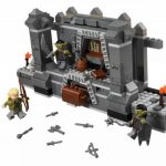 LEGO The Lord Of The Ring - 9473 - Jeu de Construction - Les Mines de La Moria de la marque Lego image 2 produit