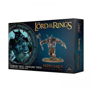 The Lord Of The Rings Mordor Troll de la marque The Lord Of The Rings image 0 produit
